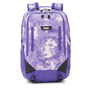 Litmus Backpack in the color Tie Die.