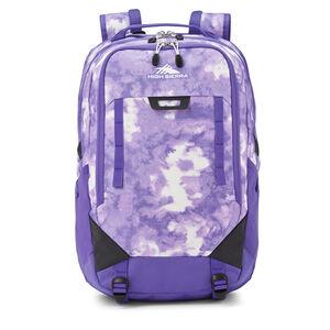 Litmus Backpack in the color Tie Die.