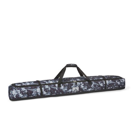 High Sierra Deluxe Single Ski Bag in the color Black Steam/Black.