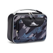High Sierra Single Compartment Lunch Bag in the color Graffiti/Black/Ash.