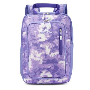 High Sierra Mindie Pro Backpack in the color Tie Die.