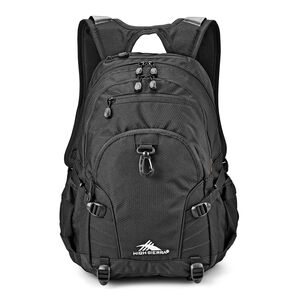 Loop Backpack in the color Black.
