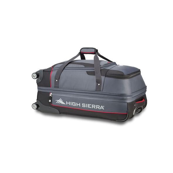 "High Sierra Cermak 29"" Spinner in the color Mercury/Black/Crimson."