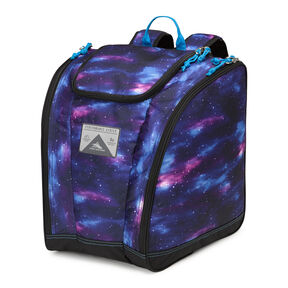 High Sierra Trapezoid Boot Bag in the color Cosmos/Black/Pool.