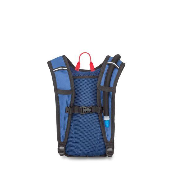 High Sierra Tokopah 1.5L Hydration Pack in the color Pilot/Atlantic/Crimson.
