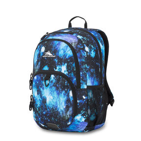 High Sierra Sumner Backpack in the color Supernova/Black.