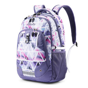 High Sierra Zestar Backpack in the color Dreamscape/Purple Smoke.