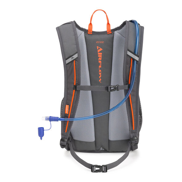 High Sierra HydraHike 16L Pack in the color Mercury/Redline.