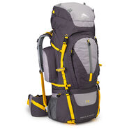 High Sierra Classic 2 Series Appalachian 75 Frame Pack in the color Mercury/Ash/Yellow.