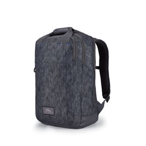 Everyday Grab Handle Backpack in the color Fabric Tex/Slate.