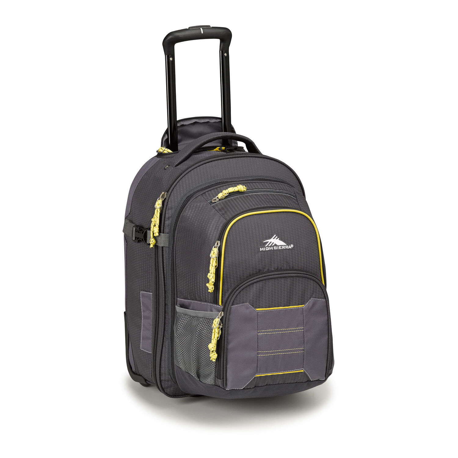 High Sierra Ultimate Access 2.0 Carry-On Wheeled Backpack with ...