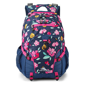 High Sierra Loop Backpack in the color Bloom.