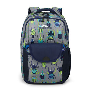 Ollie Lunchkit Backpack in the color Bugs.