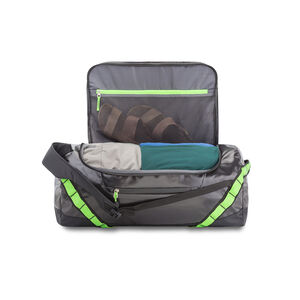 "Kennesaw 24"" Sport Duffel in the color Black/Lime."