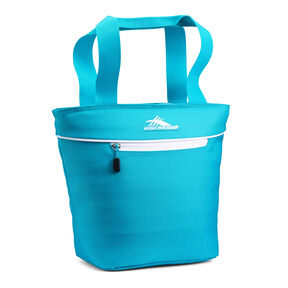 High Sierra Lunch Tote in the color Bluebird/White.