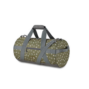 Life Is Good by High Sierra Cargo Duffel Nature in the color Fatigue Green/Slate Grey Nature.