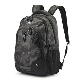 High Sierra Zestar Backpack in the color Shattered Camo.