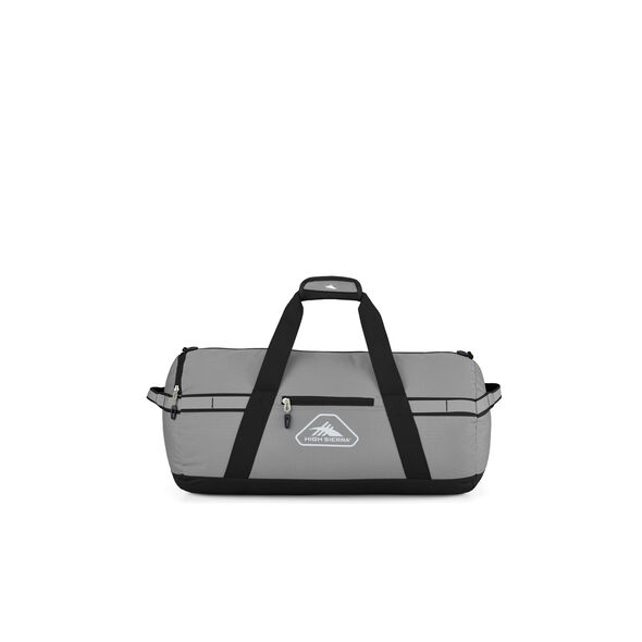 """High Sierra Packed Cargo Duffles 20"""" X-Small Duffel in the color Charcoal/Black."""