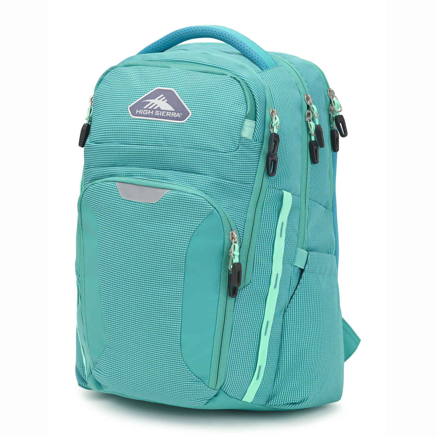 High Sierra Autry in the color Turquoise/Aquamarine.