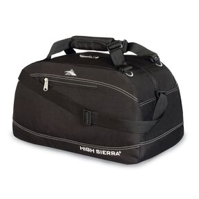 "High Sierra 20"" Pack-N-Go Duffel in the color Black."