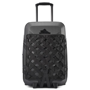 "OTC Hardside 22"" Upright in the color Black/Black/Black."