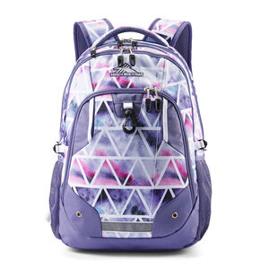 Zestar Backpack in the color Dreamscape/Purple Smoke.