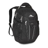 High Sierra XBT Slim Business Backpack in the color Black.