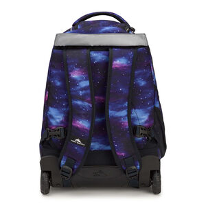 Freewheel Wheeled Backpack in the color Cosmos/Midnight Blue.