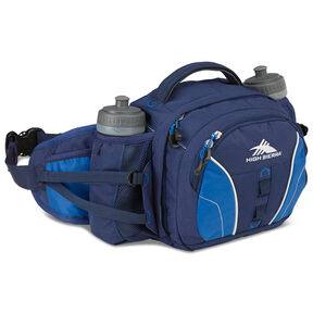 High Sierra Classic 2 Series Ridgeline Waistpack in the color True Navy/Royal.