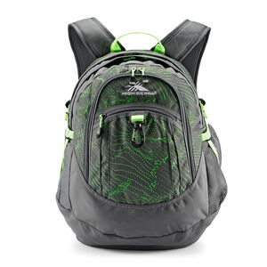 Fatboy Backpack in the color Light Wave/Mercury/Lime.
