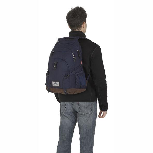 High Sierra Super Loop Backpack in the color Maritime Heather/Maritime.