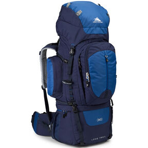 High Sierra Classic 2 Series Long Trail 90 Frame Pack in the color True Navy/Royal.
