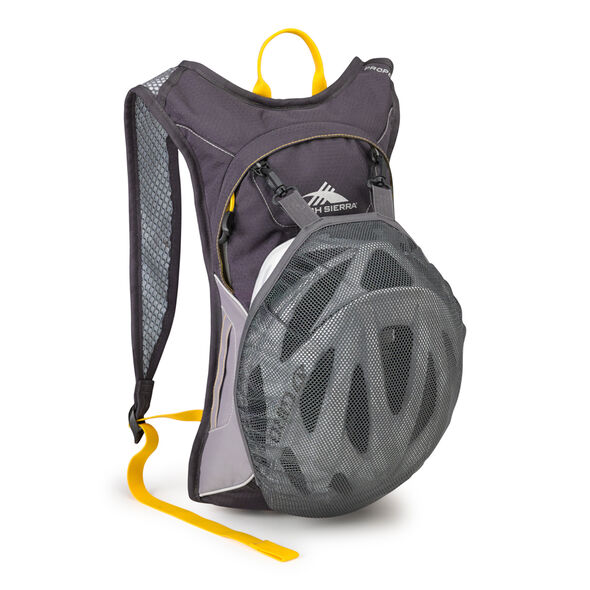 High Sierra Classic 2 Series Propel 70 Hydration Pack in the color Mercury/Ash/Yellow.