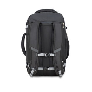 Vuna Travel Pack in the color Black/Charcoal.