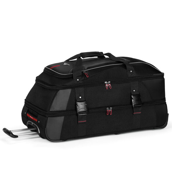 "High Sierra AT7 32"" Wheeled Duffle in the color Black."
