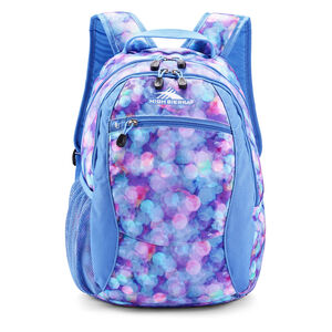 Curve Backpack in the color Shine Blue/Lapis.