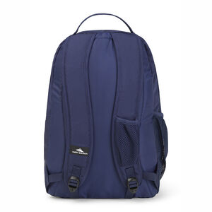 Curve Backpack in the color True Navy.