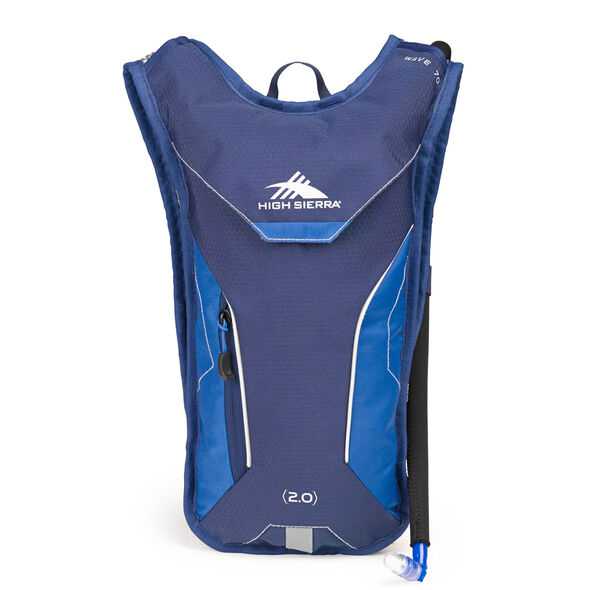 High Sierra Classic 2 Series Wave 70 Hydration Pack in the color True Navy/Royal.
