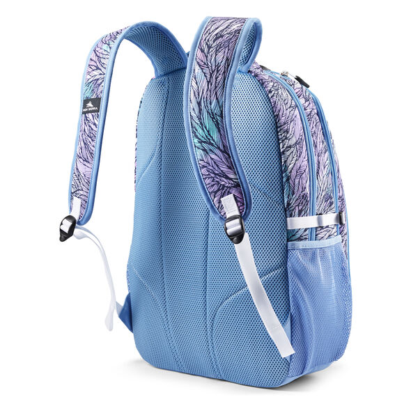 High Sierra Zestar Backpack in the color Feather Spectre.