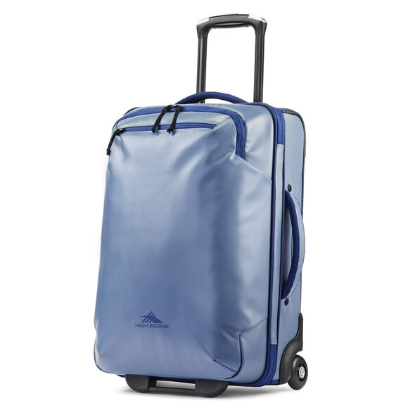 """High Sierra Rossby 22"""" Upright in the color Grey Blue/True Navy."""