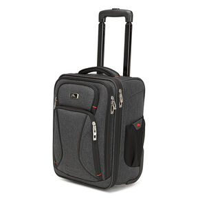 High Sierra Endeavor Wheeled Underseat Carry-On in the color Mercury Heather.