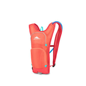 High Sierra HydraHike 4L Pack in the color Redline/Crimson/Turqoise.