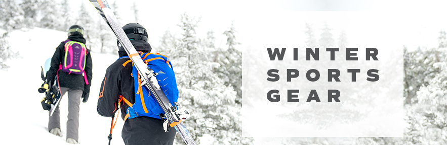 Winter Sports Gear for the 2019 Season is here on High Sierra. Shop now!