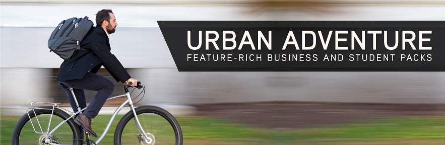 Rich Business and Student Laptop Packs For The Urban Adventure. Shop Now!
