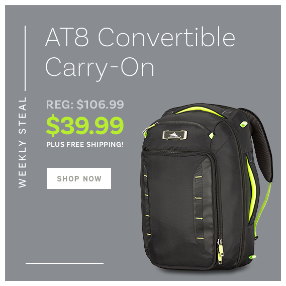 754afcba5f66 High Sierra | Feature-rich and versatile adventure lifestyle gear ...