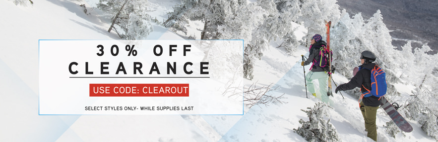 Shop High Sierra Clearance. 30% off Now!