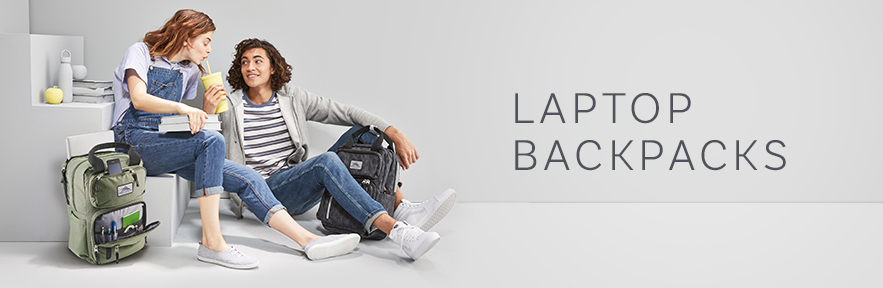 All new colors and patterns for your favorite laptop backpacks from High Sierra.