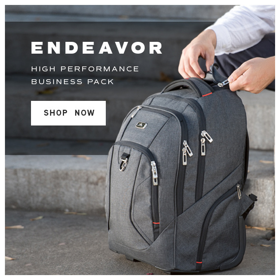High performance business backpacks can be found in teh High Sierra  Endeavor Collection. Shop now cc15ed4554