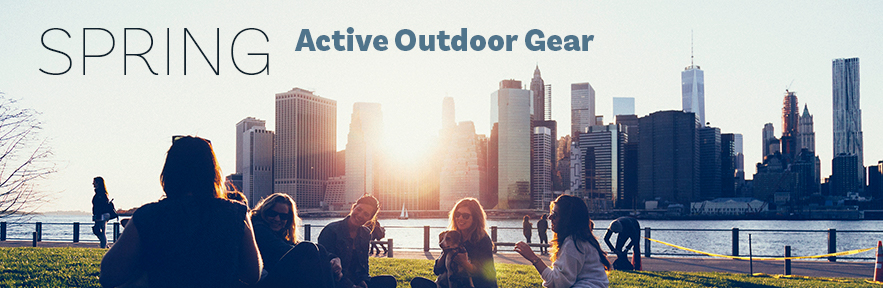 Active Outdoor Gear now on sale! Prices marked, no code required at checkout. Shop Now on High Sierra!