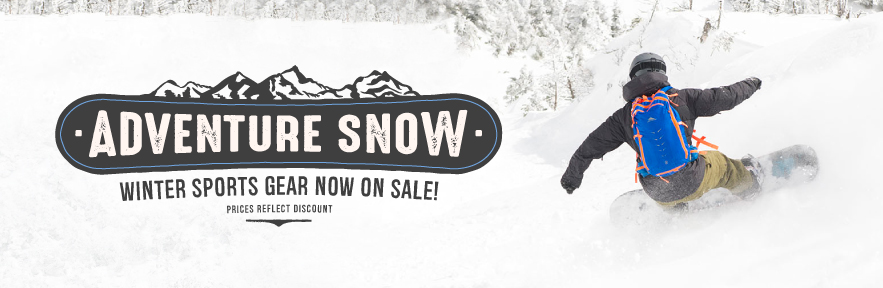 Limited Time Offer! Get All Your Winter Sports Gear At A Great Price! Shop Sale Prices Now!